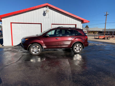 2007 Acura MDX for sale at Buyers Guide in Buffalo WY