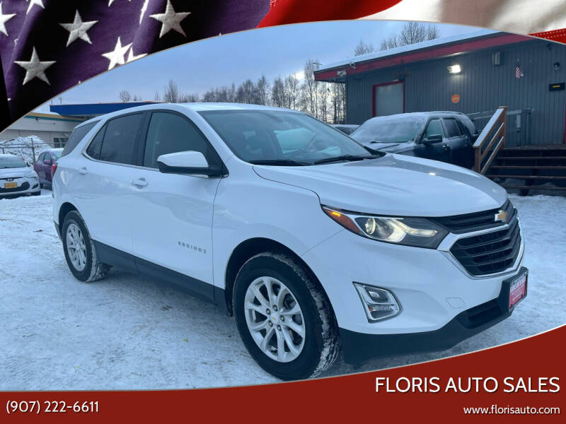 2019 Chevrolet Equinox for sale at FLORIS AUTO SALES in Anchorage AK