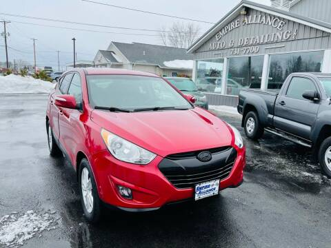 2013 Hyundai Tucson for sale at Empire Alliance Inc. in West Coxsackie NY