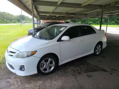 2013 Toyota Corolla for sale at Mott's Inc Auto in Live Oak FL