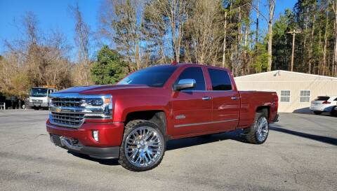 2016 Chevrolet Silverado 1500 for sale at Brown's Used Auto in Belmont NC