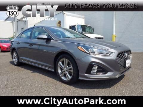 2019 Hyundai Sonata for sale at City Auto Park in Burlington NJ
