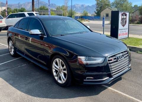 2013 Audi S4 for sale at The Car-Mart in Murray UT