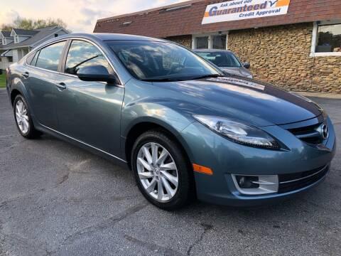 2012 Mazda MAZDA6 for sale at Approved Motors in Dillonvale OH