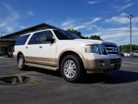 2014 Ford Expedition EL for sale at Ridgeway's Auto Sales in West Frankfort IL