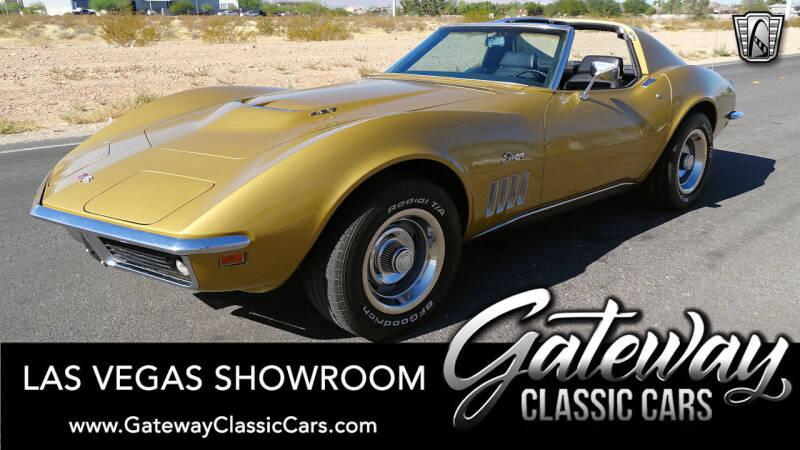 1969 Chevrolet Corvette for sale in Las Vegas, NV