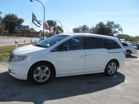 2011 Honda Odyssey for sale at Orlando Auto Motors INC in Orlando FL