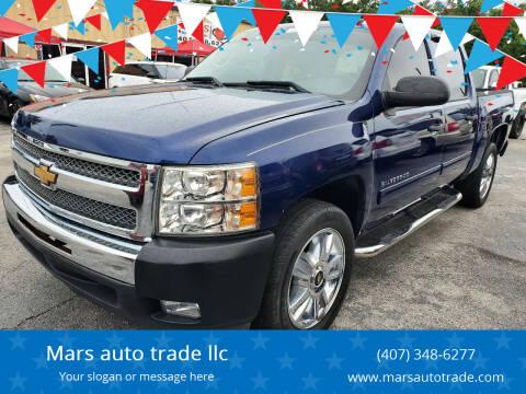2013 Chevrolet Silverado 1500 for sale at Mars auto trade llc in Kissimmee FL