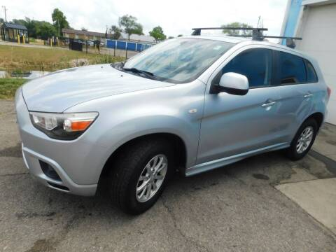 2012 Mitsubishi Outlander Sport for sale at Safeway Auto Sales in Indianapolis IN
