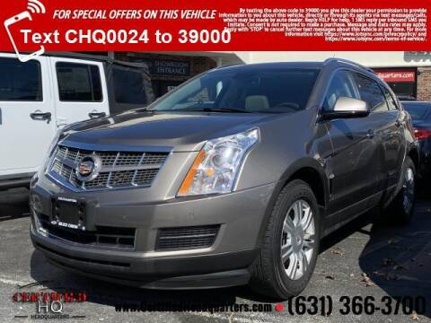 2011 Cadillac SRX for sale at CERTIFIED HEADQUARTERS in St James NY