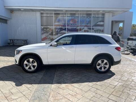 2016 Mercedes-Benz GLC for sale at Tim Short Auto Mall in Corbin KY