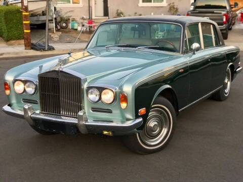 1967 Rolls-Royce Silver Shadow for sale at Gold Coast Motors in Lemon Grove CA