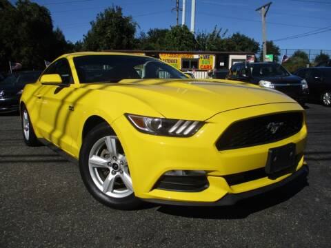2017 Ford Mustang for sale at Unlimited Auto Sales Inc. in Mount Sinai NY