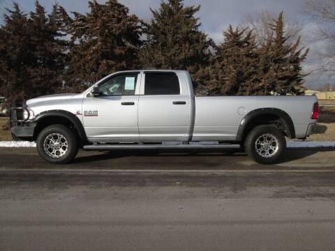 2014 RAM Ram Pickup 2500 for sale at Joe's Motor Company in Hazard NE