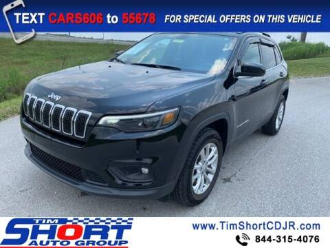 2019 Jeep Cherokee for sale at Tim Short Chrysler in Morehead KY
