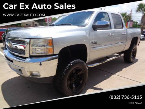 2012 Chevrolet Silverado 1500 for sale at Car Ex Auto Sales in Houston TX