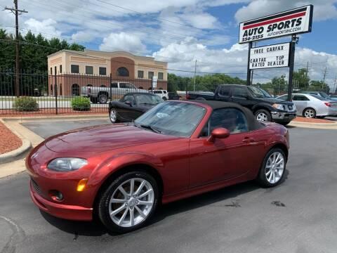 2006 Mazda MX-5 Miata for sale at Auto Sports in Hickory NC