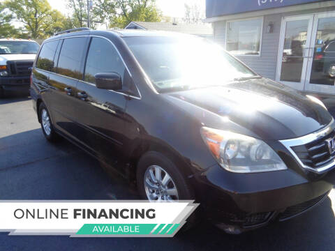 2010 Honda Odyssey for sale at Plainfield Auto Sales in Plainfield IN