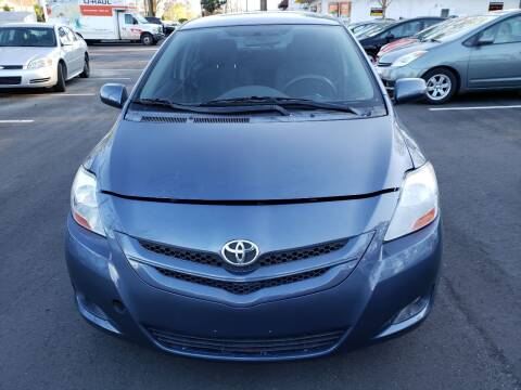 2008 Toyota Yaris for sale at Alfa Auto Sales in Raleigh NC