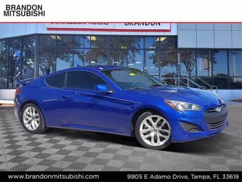 2013 Hyundai Genesis Coupe for sale at Brandon Mitsubishi in Tampa FL