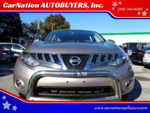 2009 Nissan Murano for sale at CarNation AUTOBUYERS, Inc. in Rockville Centre NY