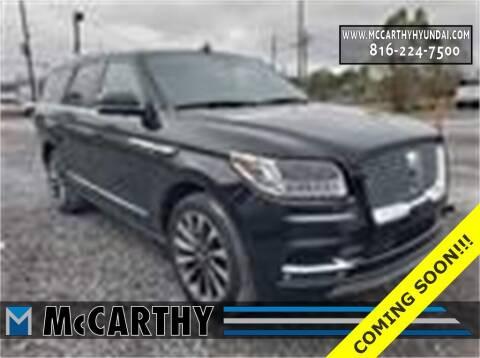 2020 Lincoln Navigator for sale at Mr. KC Cars - McCarthy Hyundai in Blue Springs MO