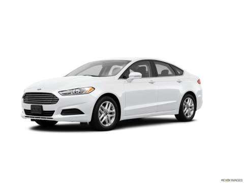 2014 Ford Fusion for sale at Shults Hyundai in Lakewood NY