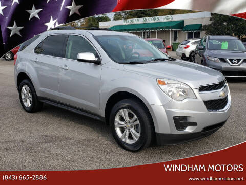 2010 Chevrolet Equinox for sale at Windham Motors in Florence SC
