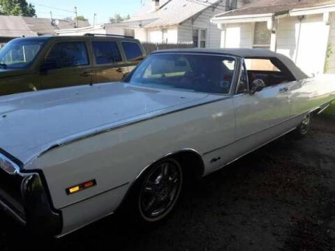 1970 Chrysler 300 for sale at Classic Car Deals in Cadillac MI