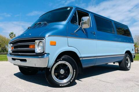 1978 Dodge Tradesman 200 for sale at PennSpeed in New Smyrna Beach FL