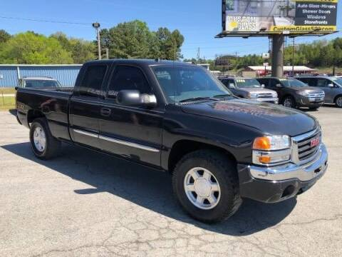 2005 GMC Sierra 1500 for sale at Greenbrier Auto Sales in Greenbrier AR