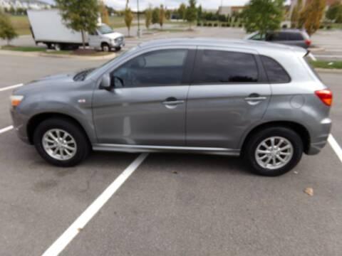 2011 Mitsubishi Outlander Sport for sale at West End Auto Sales LLC in Richmond VA