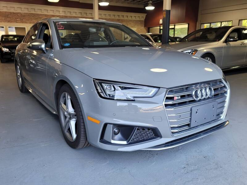 2019 Audi S4 for sale at AW Auto & Truck Wholesalers  Inc. in Hasbrouck Heights NJ