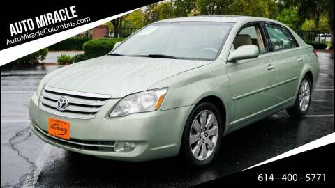 2007 Toyota Avalon for sale at Auto Miracle in Columbus OH