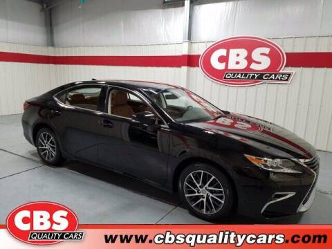 2017 Lexus ES 350 for sale at CBS Quality Cars in Durham NC