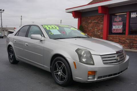2003 Cadillac CTS for sale at Premium Motors in Louisville KY