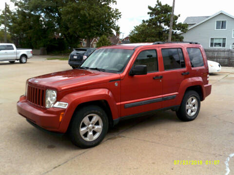 2009 Jeep Liberty for sale at Fred Elias Auto Sales in Center Line MI