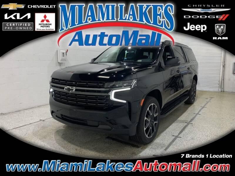 2021 Chevrolet Suburban for sale in Miami, FL