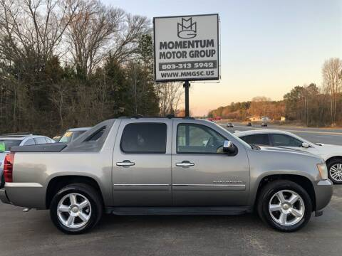 2009 Chevrolet Avalanche for sale at Momentum Motor Group in Lancaster SC