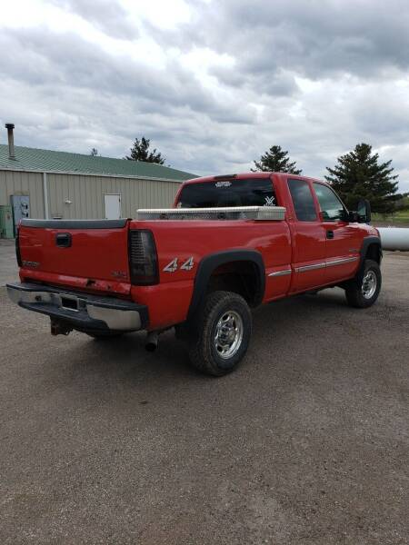 2002 GMC Sierra 2500HD for sale at Highway 16 Auto Sales in Ixonia WI