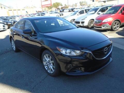 2015 Mazda MAZDA6 for sale at AutoStar Norcross in Norcross GA