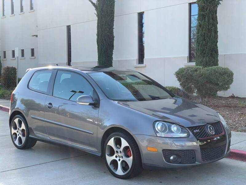2007 Volkswagen GTI for sale at Auto King in Roseville CA