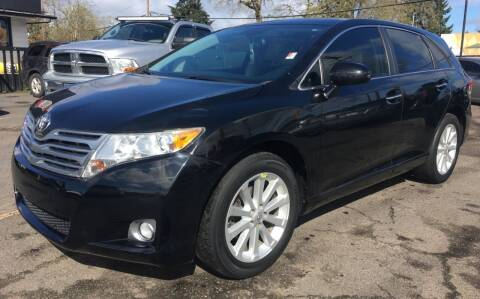 2011 Toyota Venza for sale at Universal Auto INC in Salem OR