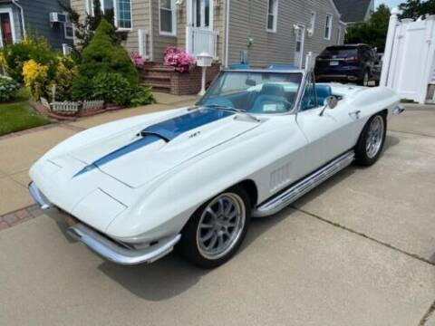 1967 Chevrolet Corvette for sale at Classic Car Deals in Cadillac MI