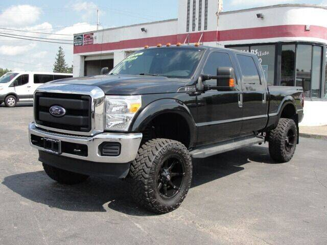 2015 Ford F-250 Super Duty for sale at Caesars Auto in Bergen NY