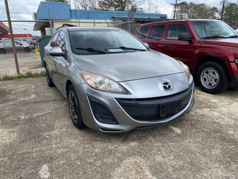 2010 Mazda MAZDA3 for sale at Port City Auto Sales in Baton Rouge LA