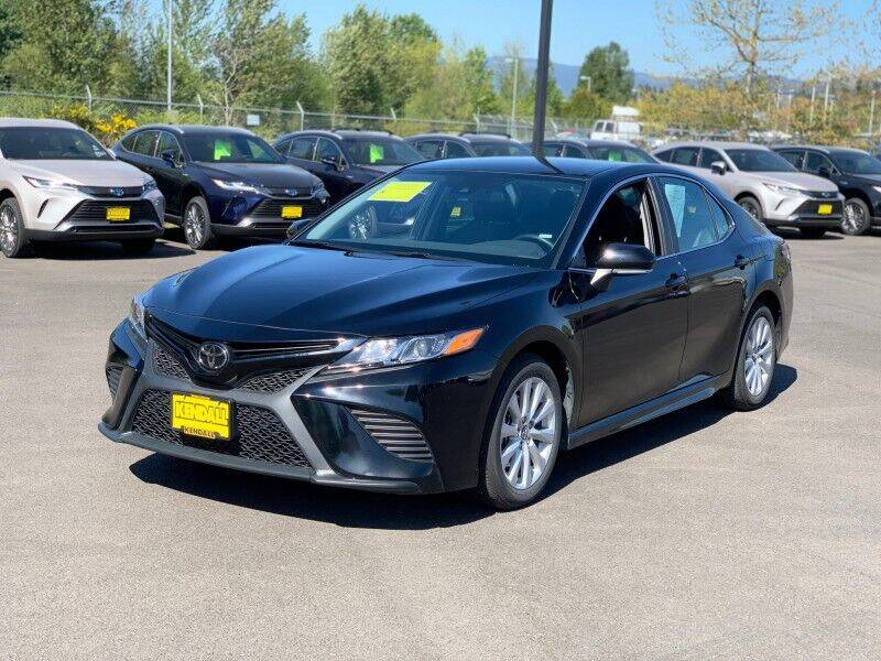 2020 Toyota Camry for sale in Eugene, OR