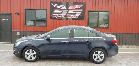 2016 Chevrolet Cruze Limited for sale at SS Auto Sales in Brookings SD
