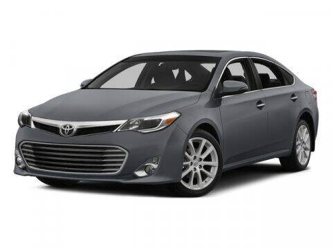 2015 Toyota Avalon for sale at DAVID McDAVID HONDA OF IRVING in Irving TX