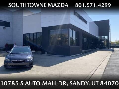 2017 Subaru Impreza for sale at Southtowne Mazda of Sandy in Sandy UT